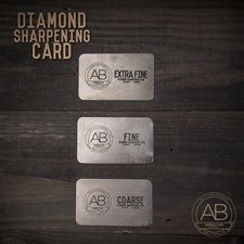 American Bonsai Diamond Sharpening Card