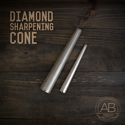 American Bonsai Diamond Sharpening Cone FINE