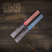 American Bonsai 2-Sided Diamond Sharpener