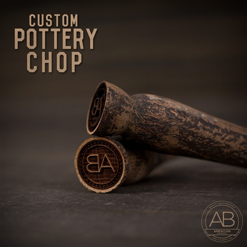 American Bonsai Custom Pottery Chop