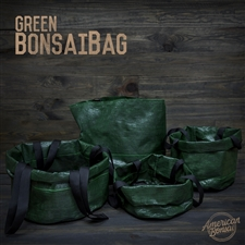 "American Bonsai GREEN BonsaiBag - 12"" x 12"""