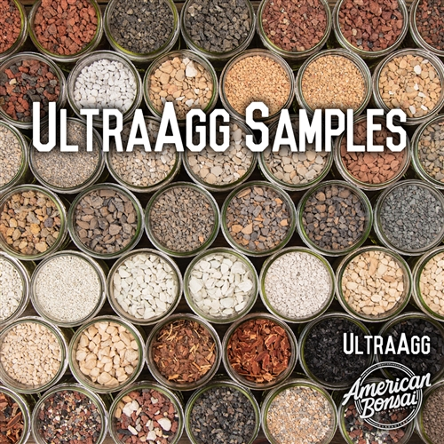 American Bonsai UltraAgg Soil Samples