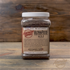 American Bonsai UltraFeed Organic 4-3-2 Fertilizer (3.4 lbs)
