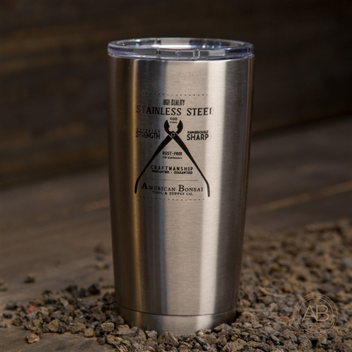 American Bonsai Stainless Steel Tumbler