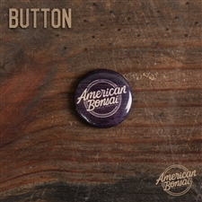 American Bonsai Button