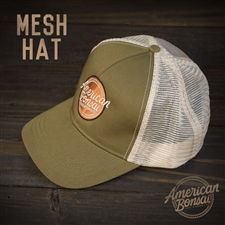 American Bonsai Mesh Hat