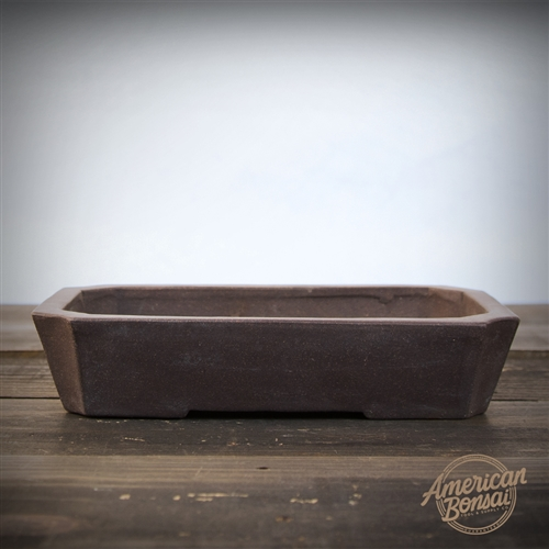 International Rectangular Bonsai Pot