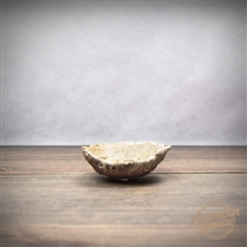 "Hand Made Bonsai Pot: 3.25"" x 1"""