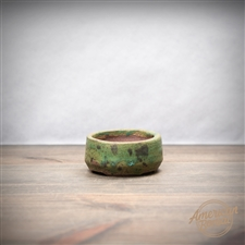 "Hand Made Bonsai Pot: 3.5"" x 1.5"""