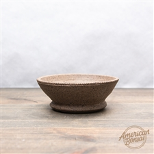"Hand Made Bonsai Pot: 5.5"" x 1.5"""