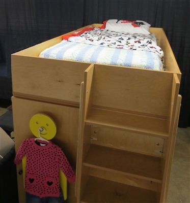 Loft Bed Twin Size