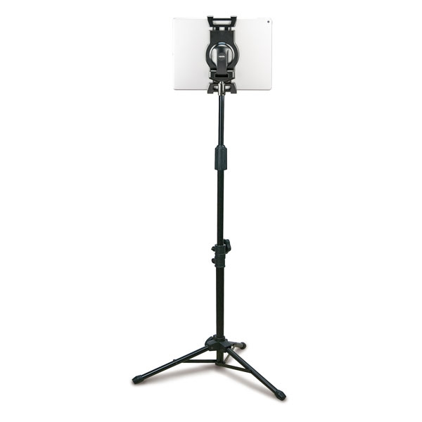 Universal tablet floor stand for tablets up to 13 inch tyukafo