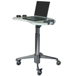 Ultrasound Laptop Cart