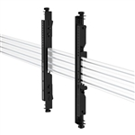 Video Wall VESA Mount, micro-adjustable