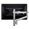 Height Adjustable Monitor Mount for Screens up to 20 lbs.