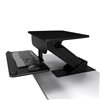 Sit Stand Desk Clamp Monitor Mount