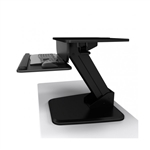 Sit Stand Desk Freestanding Monitor Mount