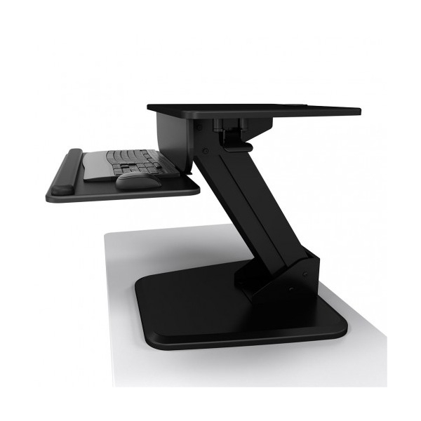 Sit Stand Desk For 1 To 3 Monitors Freestanding