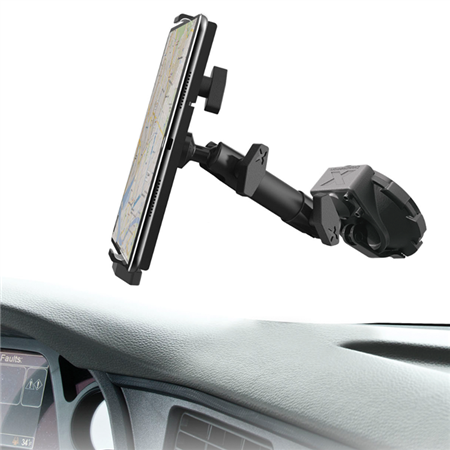 Heavy Duty Suction Cup Mount for Tablets up to 10 inches wide