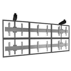 FUSION Large Multiple TV Ceiling Mount