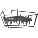 FUSION Quad Ceiling Mount for Displays up to 85 lbs.