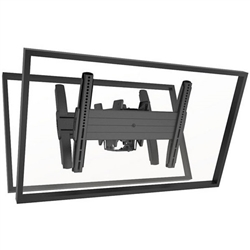 FUSION Dual Ceiling Mount (back to back) for Displays up to 125 lbs.