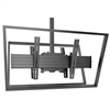 Large Screen Dual Ceiling Mount Back-to-Back