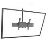FUSION Large Screen Ceiling Display Mount for Displays up to 250 lbs.