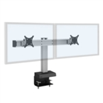 Dual Monitor Mount - Monitor Mount for 2 Monitors (up to 30 lb monitors)