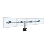 Quad Monitor Mount - Monitor Mount for 4 Monitors (up to 30 lb monitors)