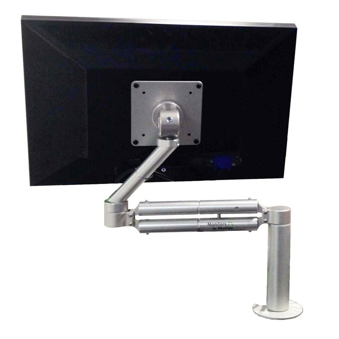 Mantis Height Adjustable Desk Mount for your PC Mac Monitor or