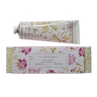 Lollia Breathe Shea Butter Hand Creme 4oz
