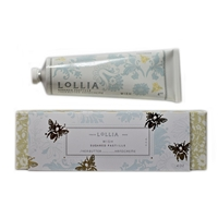 Lollia Wish Shea Butter Hand Creme 4oz