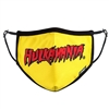 Hulkmania Yellow Mask
