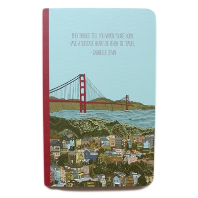 San Francisco Write Now Journal