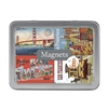 Cavallini San Francisco Magnet Set