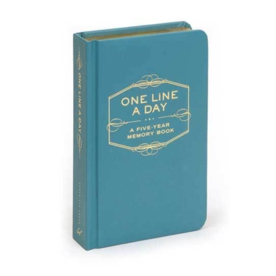 One Line a Day Journal:  A Five Year Memory Book