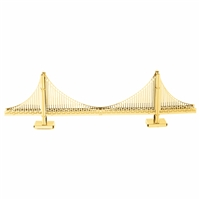 Metal Earth Golden Gate Bridge 3D Model Kit
