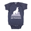 San Francisco Seal Culk Bodysuit