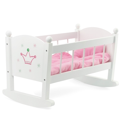 18-Inch Doll Furniture - Cradle - fits American Girl ® Dolls