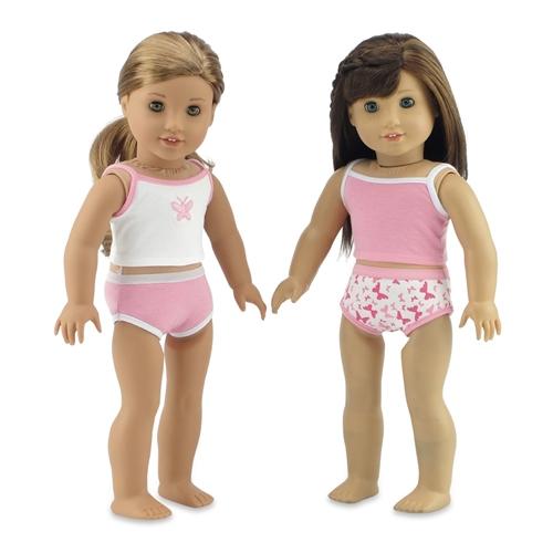 1Pair Handmade Doll Socks Clothes For 18 inch American Dolls Kids Decor K5I D8H6
