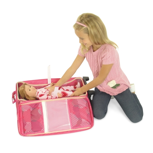 18 Inch Doll Carrier Backpack