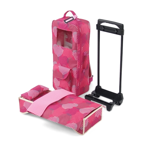 American Girl Travel In Style Luggage