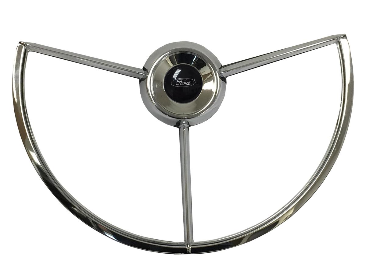Auto Pro Usa Volante Ford Truck Fairlane Falcon Steering 1964 F100 Black Our Price 35999