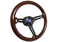Ford Mustang CS Shelby S6 Wood Steering Wheel Kit