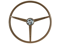 1963 - 1964 Ford Reproduction Palomino Steering Wheel