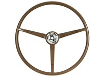 1965 - 1966 Ford Reproduction Palomino Steering Wheel, Alternator