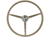 1967 Ford Mustang Reproduction Parchment Steering Wheel