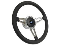 Ford S9 Slotted 3 Spoke Steering Wheel Kit