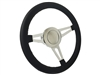Mopar S9 Black Steering Wheel Kit Slotted 3 Spoke
